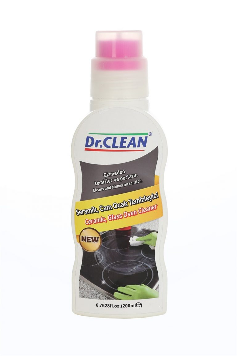 Dr.CLEAN Ceramic, Glass Oven Cleaner