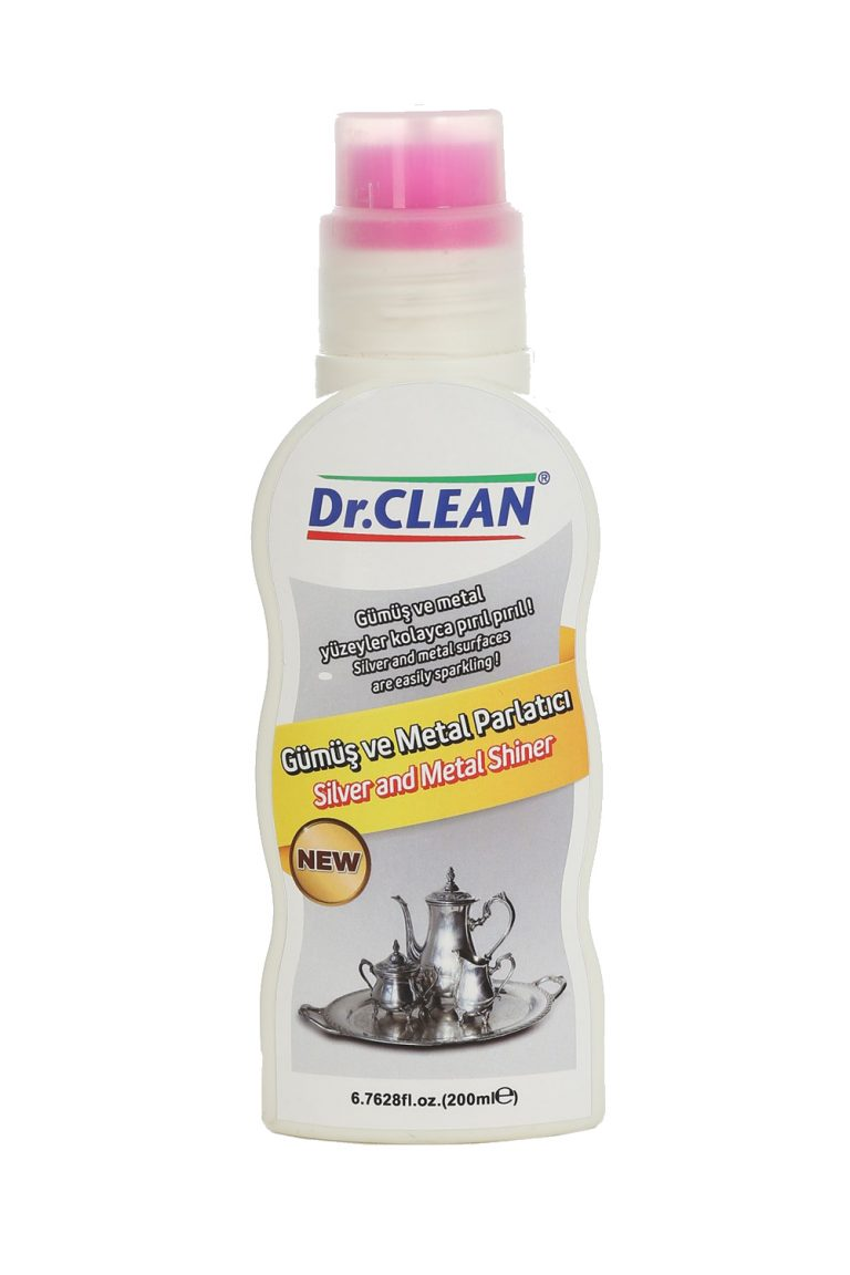 Dr.CLEAN Silver & Metal Shiner
